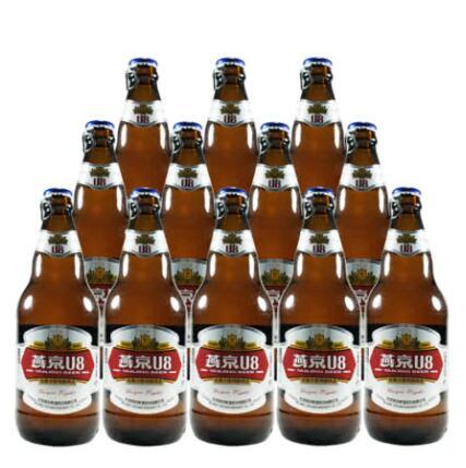 燕京啤酒 8度U8优爽小度